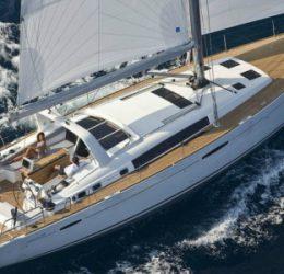 Nová kráska v našej flotile - Beneteau Oceanis