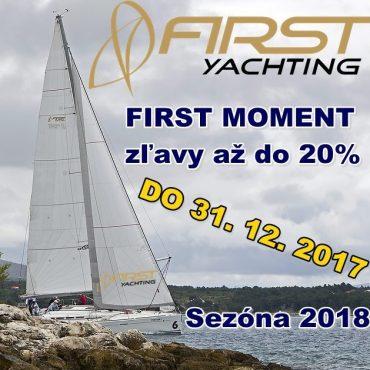 FIRST MOMENT na sezónu 2018